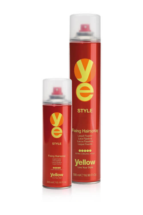 Fixing Hair Spray - Strong Hold