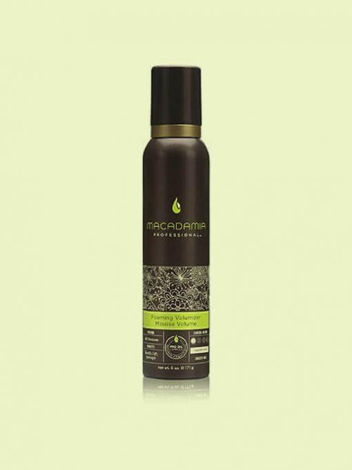 linea de peinado de macadamia