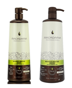 Macadamia Professional Weightless Moisture Shampoo + Conditioner Sedeca de Honduras