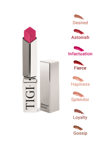TIGI Cosmetics Listick para Labios Diamond Sedeca de Honduras
