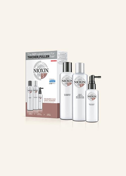 Nioxin System 3 Sedeca de Honduras