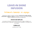 Ye Star Leave In Shine Infusion