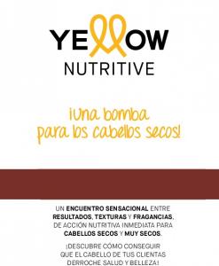 Yellow Nutritive Efecto Bomba Sedeca de Honduras
