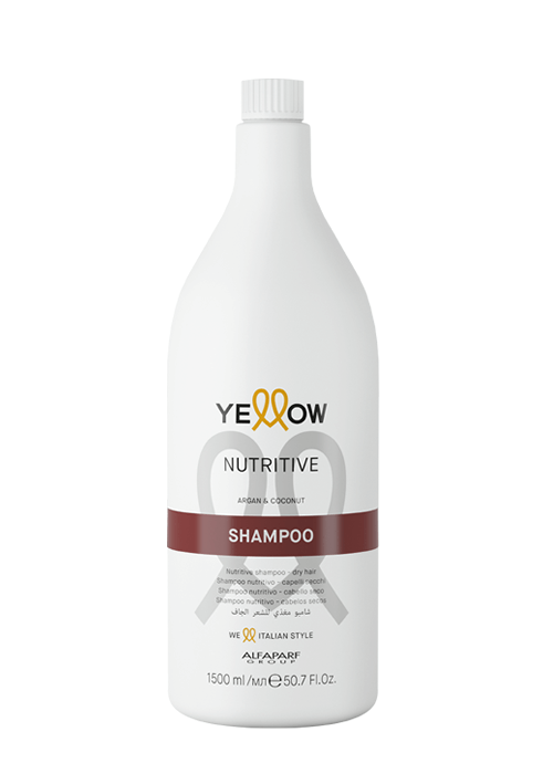 Yellow Nutritive Shampoo 1500ml Sedeca de Honduras