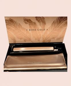 BaByliss Pro Plancha Nano Titanium Rose Gold Sedeca de Honduras