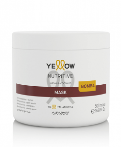 Yellow Nutritve Mask 500ml Sedeca de Honduras