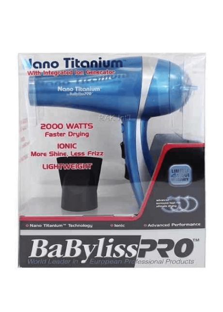Babyliss Pro Titanium Dryer Sedeca de Honduras (2)