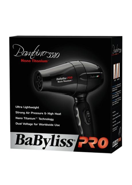 BABNT55103 BaByliss Pro Secadora Bambino 5510 Sedeca de Honduras.fw