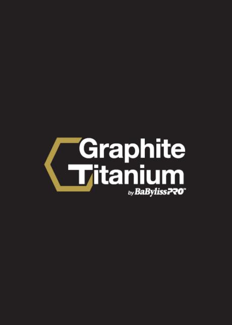 Logo Graphite Titanium by BaByliss Pro Sedeca de Honduras