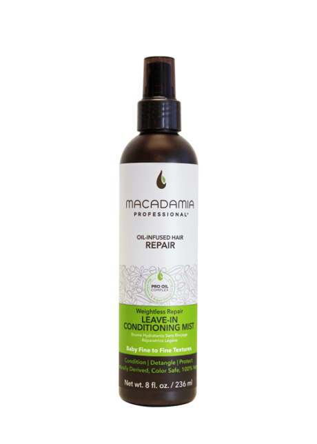 Macadamia Professional Weightless Repair Leave-In Conditioning Mist 236ml Sedeca de Honduras