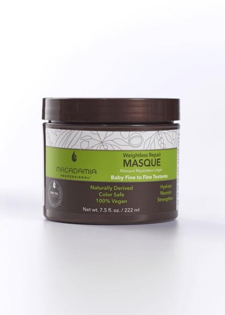 Macadamia Professional Weightless Repair Masque 222ml Sedeca de Honduras