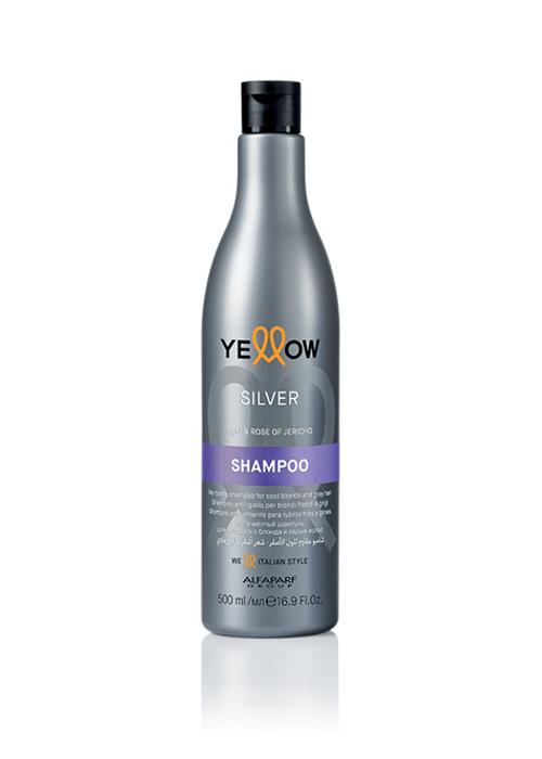 Yellow Silver Shampoo Sedeca de Honduras