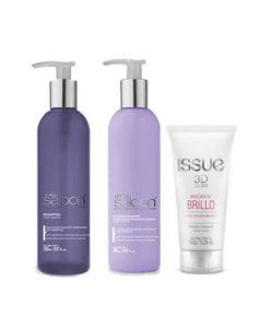 Issue Shampoo Conditioner mas shock Issue Sedeca de Honduras