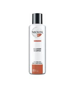 Nioxin System 4 Cleanser Shampoo 300ML sedeca de honduras