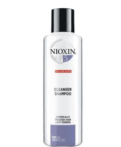 Nioxin System 5 Cleanser Shampoo Sedeca de Honduras