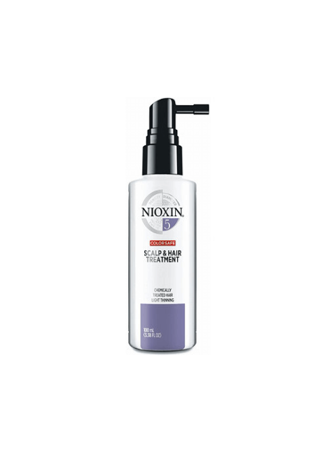 Nioxin System 5 Scalp and hair treatment Conditioner Sedeca de Honduras
