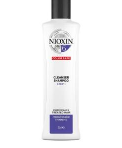 Nioxin System 6 Cleanser Shampoo Sedeca de Honduras