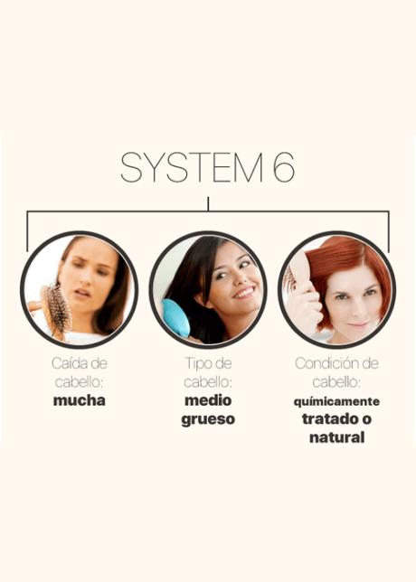 Nioxin System 6 Sedeca de Honduras