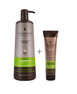Macadamia Ultra repair shampoo mas deep daily conditioner Sedeca Honduras