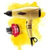 Promoción - Secadora BaByliss Pro Yellow Brava Dryer