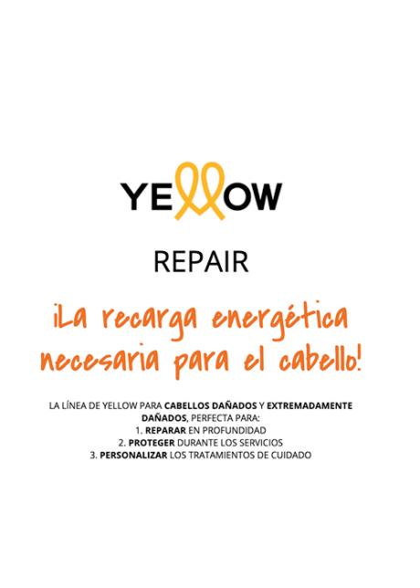 Yellow Repair beneficios Sedeca de Honduras