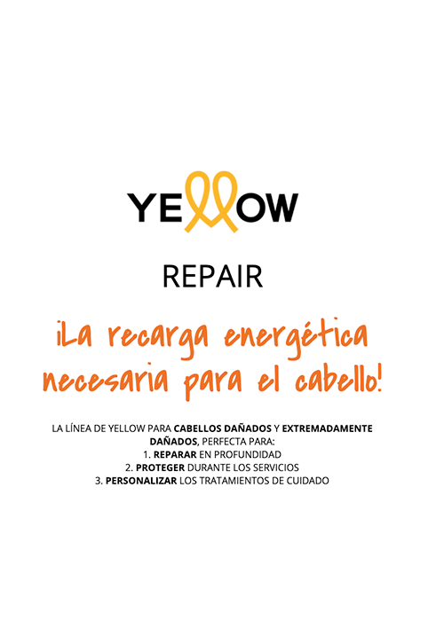 Yellow Repair beneficios Sedeca de Honduras